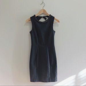 H&M Elegant dress with Embellished neckline